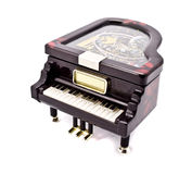 Jewelry box piano Royalty Free Stock Photos