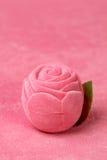 Jewelry box rose Stock Photo
