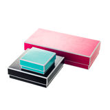 Jewelry boxes Royalty Free Stock Photography