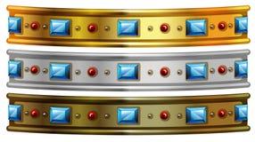 Jewelry bracelet Royalty Free Stock Image