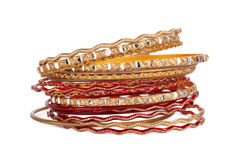 Jewelry bracelet Stock Photography