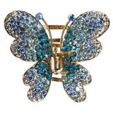 Jewelry butterfly Stock Photo