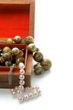 Jewelry Casket Stock Image