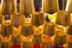 Jewelry at Dubai s Gold Souq royalty free stock photos