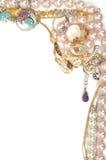 Jewelry Framework Stock Photo