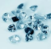 Jewelry gems Royalty Free Stock Image