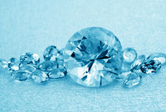 Jewelry gems Royalty Free Stock Photography