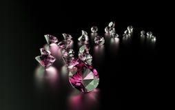 Jewelry gemstone Stock Images