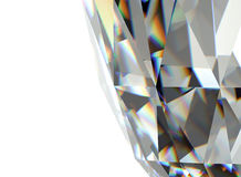Jewelry gemstone. Facet Stock Photography