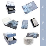 Jewelry gift Stock Photos
