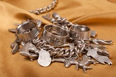 Jewelry stock images