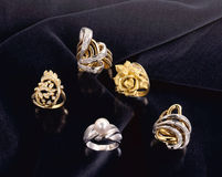 Jewelry image Royalty Free Stock Photography