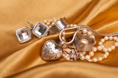 Jewelry royalty free stock photography