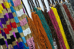 Jewelry - Necklaces Stock Image