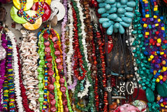 Jewelry - Necklaces Royalty Free Stock Images