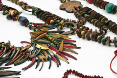 Jewelry - Necklaces Royalty Free Stock Photo