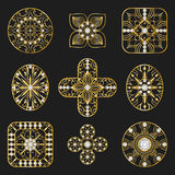 Jewelry ornaments Royalty Free Stock Image