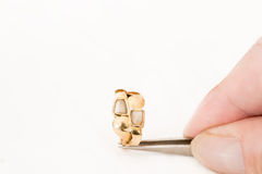 Jewelry Repair Stock Photos