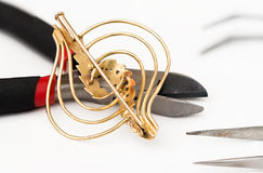 Jewelry Repair Royalty Free Stock Photos