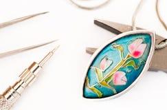 Jewelry Repair Royalty Free Stock Photo