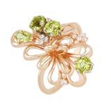 Jewelry ring Stock Image