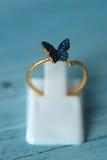 Jewelry ring Stock Photo
