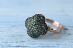 Jewelry ring Royalty Free Stock Photos