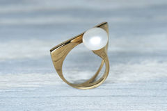 Jewelry ring Stock Images