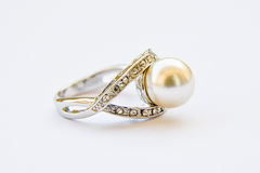 Jewelry ring Royalty Free Stock Image