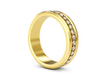Jewelry ring Stock Photography