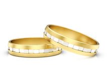 Jewelry rings Royalty Free Stock Image