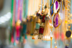Jewelry for sale at the Grand Bazaar in Istanbul Stock Image