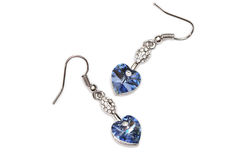 Sapphire jewelry Stock Images