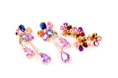 Jewelry set royalty free stock image