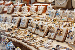 Jewelry shop Royalty Free Stock Photography