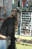 Jewelry Shopping Royalty Free Stock Photos