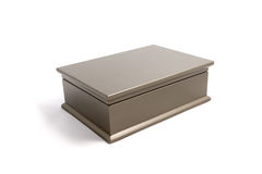 Jewelry Wooden Box Casket Royalty Free Stock Image