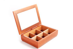 Jewelry Wooden Box Casket Royalty Free Stock Photos