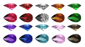Jewels Royalty Free Stock Photo