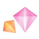 Jewels. Illustration for Jewels Vector Illustration