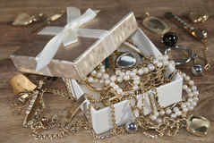 Jewels Royalty Free Stock Photos
