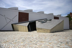 Jewish Academy Berlin Royalty Free Stock Photography
