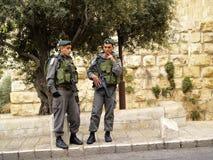 Jewish Army Royalty Free Stock Photos