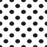 Jewish bakery pattern seamless vector royalty free illustration