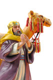 Jewish and Camel Royalty Free Stock Photo