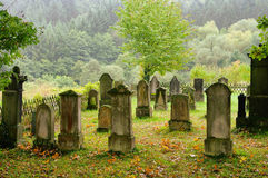 Free Jewish Cemetary Royalty Free Stock Photo - 17905325