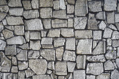 Jewish Cemetary Wall In Cracow Stock Image