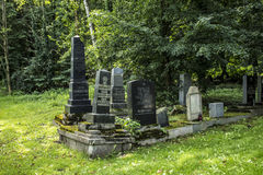 The Jewish Cemetery Stock Images