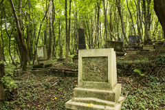 The Jewish Cemetery Stock Photos