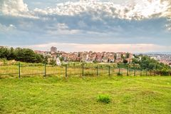 Jewish cemetery in Pristina Royalty Free Stock Photography